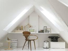 bureau sous pente 5 idées pour optimiser un espace en sous pente joli place