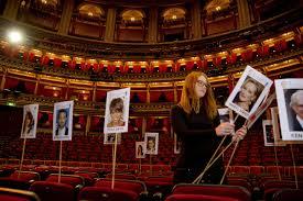 Royal Albert Hall Floor Plan by Uk Film Awards Show Love For U0027i Daniel Blake U0027 And U0027lion