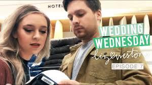 the wedding channel registry wedding registry vlog wedding wednesday episode 7