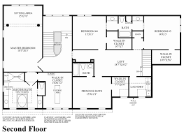 Large Master Bathroom Floor Plans Hasentree Signature Collection The Magnolia Home Design