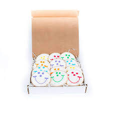 gourmet cookies cookie gifts cookie gift baskets smiley