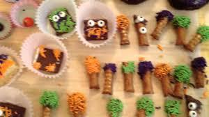 spooky tasty easy halloween treats youtube