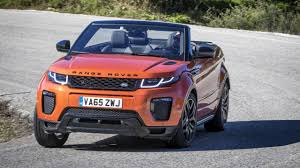 Top Gear U0027s Range Rover Evoque Convertible Review Top Gear