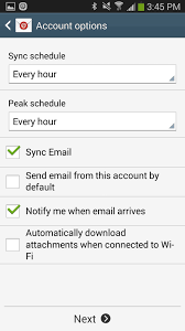 How Do You Set A Table by How To Add Your Icloud Email Account To Your Galaxy Note 3 Or