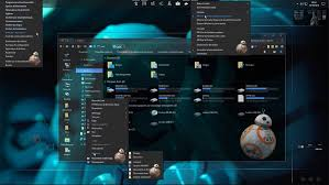 theme bureau windows windows 10 anniversary awakens theme by mykou on deviantart