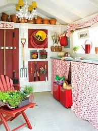 shed interior 13 genius shed interior storage designs easy shed the