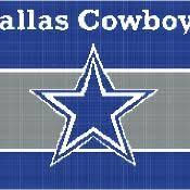 Dallas Cowboys Home Decor 35 Best Team Projects Images On Pinterest Crochet Afghans Knit