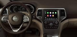 jeep grand sound system 2018 jeep grand premium interior features