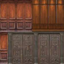 decorative wood wall panels second marketplace set of 4 panel