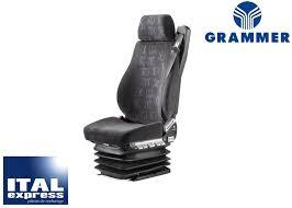siege tracteur agricole grammer sièges pour poids lourds siègedecamion com