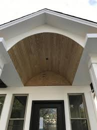 Beadboard Exterior - what to use when staining exterior pine beadboard painting diy