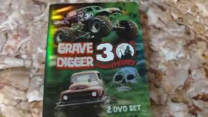 grave digger 30th anniversary monster truck toy grave digger 30th anniversary dvd youtube
