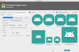 android icon generator create app icons with image asset studio android studio