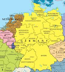 Map Of Germany And Austria by Where Is Germany Federal Republic Of Germany Maps U2022 Mapsof Net
