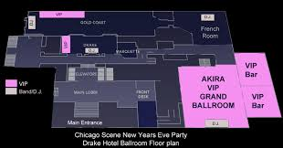 party floor plan drake hotel nye floor plan drake hotel chicago new years eve party