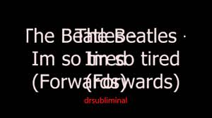 Beatles Quotes Love by The Beatles Subliminal Messages Youtube