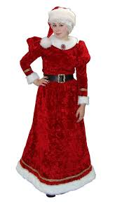 mrs claus costumes mrs claus buffalo breath costumes
