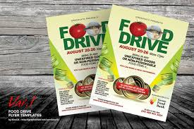 food drive flyer template free food drive flyer templates kinzi21
