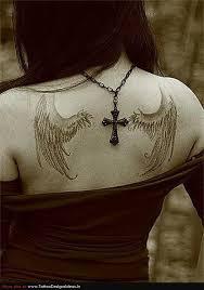 small cross tattoos tatto design of cross tattoos