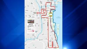 Chicago Gangs Map by Near South Side News Abc7chicago Com