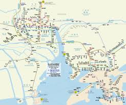 Map Of Hong Kong China by Map Of The Pearl River Delta
