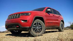 jeep grand cherokee all terrain tires 2017 jeep grand cherokee trailhawk v 6 youtube