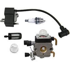amazon com hipa carburetor ignition coil spark plug primer