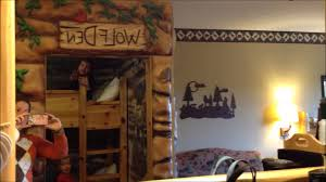 great wolf lodge resort wolf den suite room tour youtube