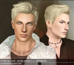 cc hair for sism4 i want normal male sim boyband proof cc hair the sims forums