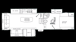 30 Foot Travel Trailer Floor Plans by New Rvs For Sale Michigan Rv Dealer Hamilton U0027s Rv