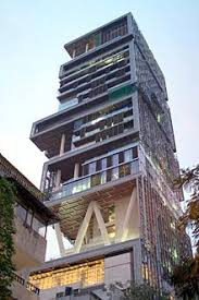 ambani home interior antilia building