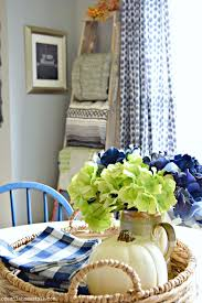 one mile home style little bits of fall home tour 2016