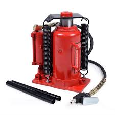 material handling u0026 industrial lift 20t ton air and manual hydraulic bottle jack lift heavy duty auto