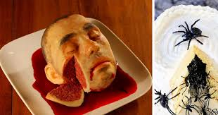 15 halloween recipes that will creep out your guests