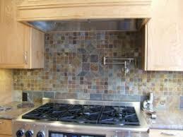 tumbled slate tile kitchen backsplash and showers westside
