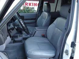 2001 Jeep Cherokee Sport Interior Jeep Xj Seat Covers Velcromag