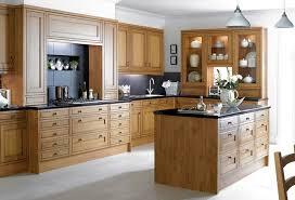 white kitchen walls oak cabinets heritage winchester oak kitchens classic kitchen design