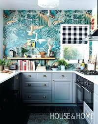 Wallpaper Designs For Kitchen Wallpaper Designs For Kitchen Cabinets Top Modern Kitchen Cabinets