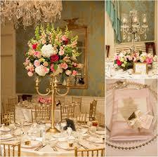 Elegant Decor Ivory Pink Gold U0026 Green Wedding Decor Elegant Wedding Ideas