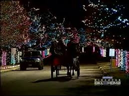 Christmas Lights In Okc Top Holiday Light Displays In Oklahoma Travelok Com Oklahoma U0027s