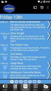 Spire Fm Whats On In Spire Fm Co Uk Appstore For Android