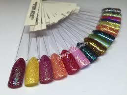 lecenté unusual colour combinations using lecenté iridescent