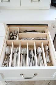 how to organize kitchen utensils inside organizing kitchen