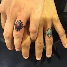 wedding ring tattoos 50 cool wedding ring tattoos to express their undying