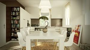 eat in kitchen table l shaped minimalist dining room with small