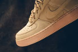 nike air 1 winter prm gs wheat sneaker politics