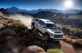 Ford Raptor Truck Jump - ford f150 raptor project archive expedition portal