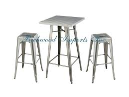 high table with stools high table and stools shaker farm bar high table chairs high top