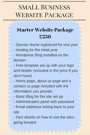 Small Business Email Hosting by Small Business Website Packages Web Shout