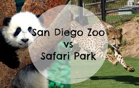 san diego zoo vs safari park compare major differences